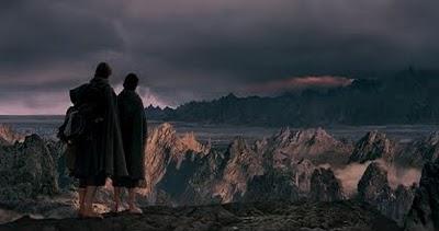 Frodo Sam Mordor