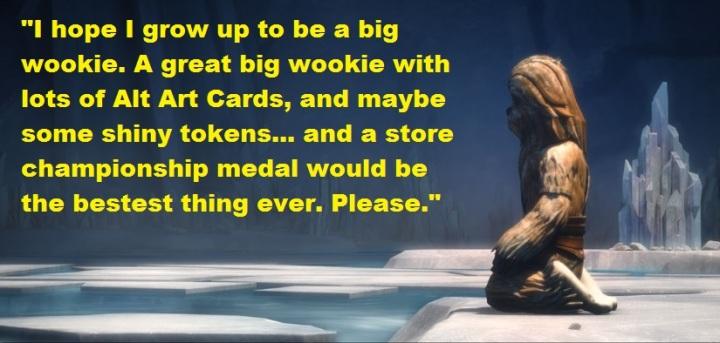 Wookiee-Jedi