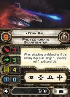fenn Rau card