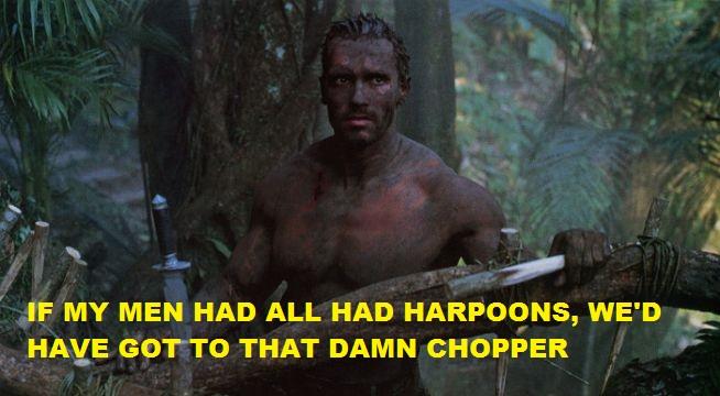 arnie harpoon