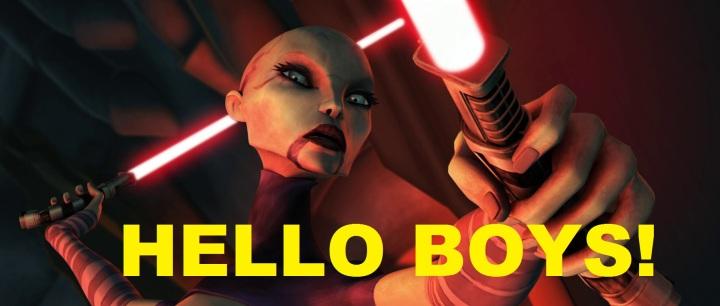 Assaj hello boys