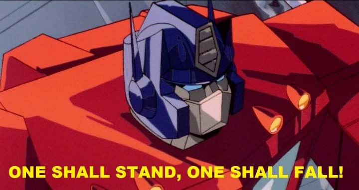 One shall stand