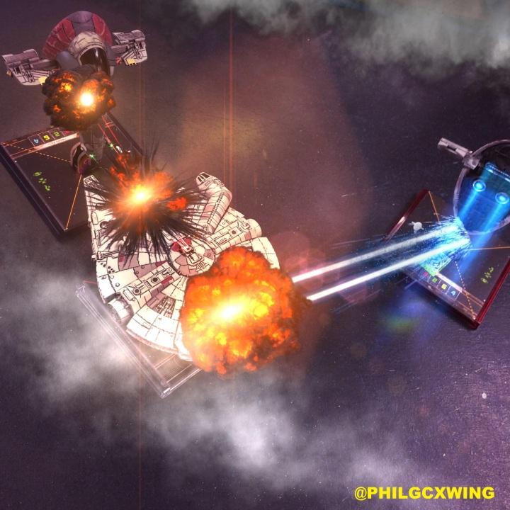 Rey dies to sprays!