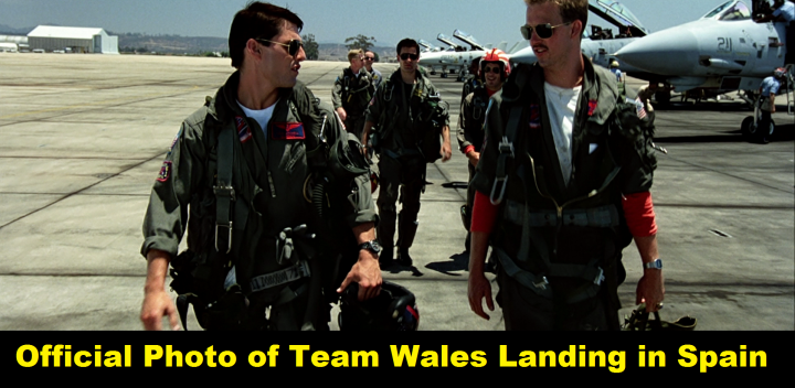 team wales arrive in spain.png