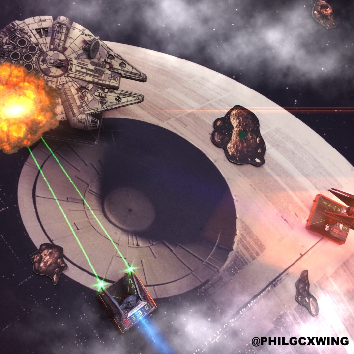 defending the death star