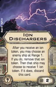 ion-dischargers