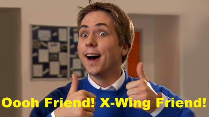 X-Wing Friend