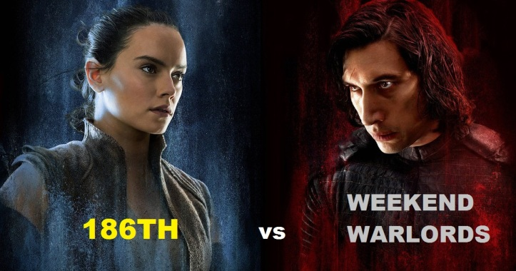 186th vs Warlords